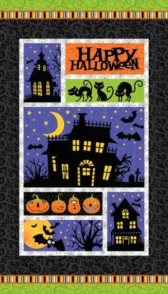 halloween Panels