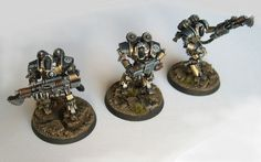 Thallax Cohort by Shuggnuggath on http://www.bolterandchainsword.com/topic/298180-taghmata-omnissiah/