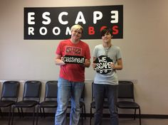 These two passed all the tests and are now cleared to go on all of the Classified missions!