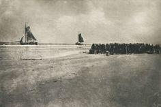Die Kunst in der Photographie : 1900 Photographer: James Craig Annan Title: On A Dutch Shore