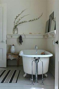 Styling van badkamer