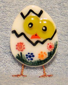 This is too cute! Fused Egg Chickie!