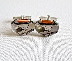 It's a very elegant classy gift for any occasion. They are x More watch cufflinks: Comes with a free gift box! Groom And Groomsmen, Watch Cufflinks, Steampunk Wedding, Gym Tank Tops, Vintage Cufflinks, Groomsman Gifts, Vintage Watches, Beautiful Hands, Free Gifts