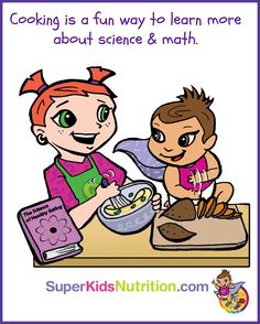 Check out our fun Super Crew activities and get cooking with the kids!