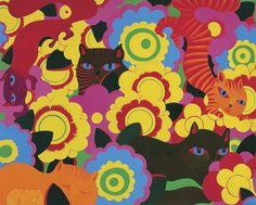 Nicolás García Uriburu (b. Painting, Google Search, Tree Planting, Art, Pintura, Artists, Cats, Kunst, Painting Art