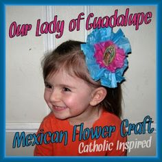 1000 images about our lady of guadalupe feast day on for Our lady of guadalupe arts and crafts