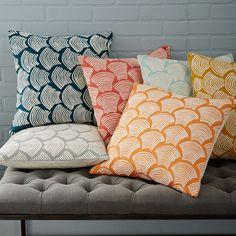 Shell Pillows