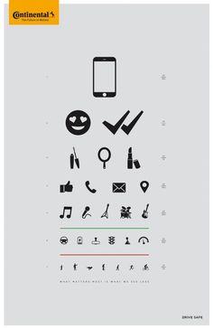 Eyesight Test, Havas Worldwide Mexico, Continental, Impresos, Al aire libre, Publicidad