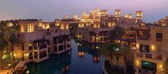 Jumeirah Dar Al Masyaf at Madinat Jumeirah, Dubai. Search command in Amadeus: HLJTDXB