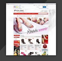 Marvelous ebay Shop Design by eStore Services  http://www.estore-services.com/ebay-store-designs.html