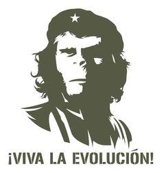 Viva la Evolucion!