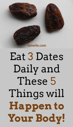 """dates are very good to eat. They are delicious and nutritious. """"Apart from the delightful flavor, they are incredibly healthy and confer a tremendous amount of health benefits on your body Healthy Fiber, Eat Fruit, Afternoon Snacks, Health Remedies, Herbal Remedies, Healthy Tips, Healthy Man, Healthy Habits, Natural Health"""
