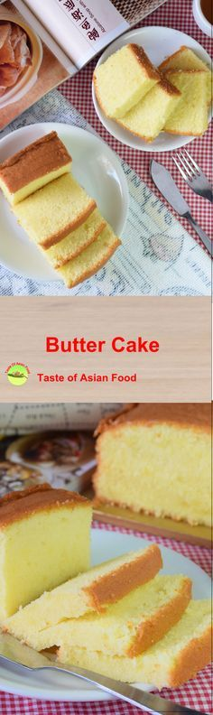 I spend the last few years fine-tuning the formula, looking into minute details of mixing, temperature control, ingredients, etc. Finally, I can now boast my butter cake is luscious, tender, with a delicate flavor and velvety texture. I thought it is time to share my baking experience and write this complete guide to baking the butter cake.