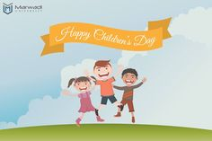 Every Child is a different kind of flower and all together make this world a beautiful garden.  Happy Children's day!!  #ChildrensDay #Celebration #Kids #ChachaNehru #MarwadiUniversity #Rajkot