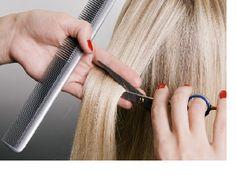 Como cortar cabelo passo a passo