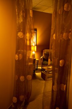 Our relaxation room at our Coppell spa