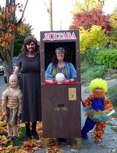 Homemade Halloween Costumes Show and Tell: Kid Costumes from Designer Parents - RockPaperInk.com