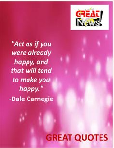 """From Great News! Daily, """"Set Your Attitude,"""" Monday, March 3, 2014   #attitude   Subscribe: http://ui.constantcontact.com/d.jsp?m=1115825817296&p=oi"""