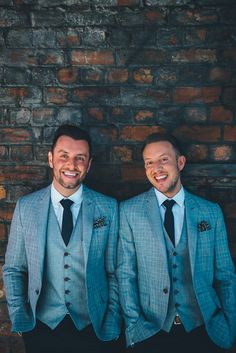 Glenn James Hoare and Andrew Almond-Smith's Mr. Perfect Manchester Wedding (Nicola Thompson Photography)