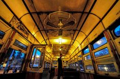 Somsubhra Chatterjee Digital Photograph. Travel Art - The good old Tram