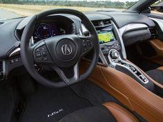 Image-New Acura Nsx Interior New Nsx, New Acura Nsx, 2017 Acura Nsx, Small Luxury Cars, Best Luxury Cars, Auto Motor Sport, Sport Cars, Honda, Exotic Sports Cars
