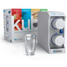 Kube is an advanced water filtration system that provides clean, clear, thirst-quenching water right from your own faucet. It's very easy to install under your sink. It's cheaper and a lot more convenient than using filter pitchers. It doesn't slow the flow of water from your faucet. Many of our customers rave about this water filter system.