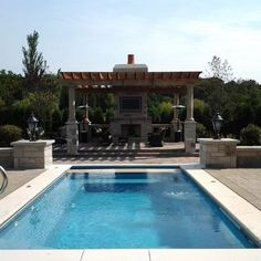 Yorkville Project - traditional - pool - chicago - Quantus Pools
