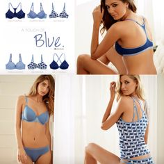 Feeling blue Www.intimo.com.au @Amanda__Dale__108732
