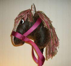 Meet Ginger / Stick Horse / Child's Stick Horse by JazziGenShoppe on Etsy