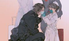 Chinese Drawings, Chinese Art, Character Art, Character Design, Boy Art, Couple Art, Manga, Anime Chibi, China