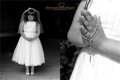 Communion Photo Session - Lamberts Castle - Clifton, NJ - Shannon Mulligan Photography #shanmullphoto
