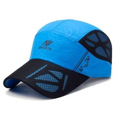 Summer Breathable Quick-Drying Mesh Baseball Cap 26c8aaadcb38