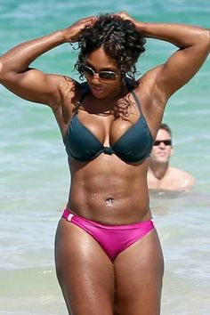 Serena Williams Height Weight and Body Measurements