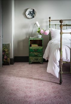 Alternative Flooring with Liberty Fabrics Quirky B Capello Shell