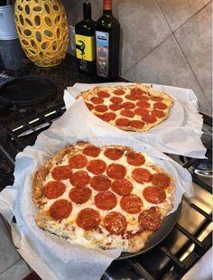 Keto Fat Head Pizza Dough - MY FAV!! via @isavea2z