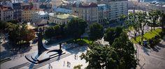 Веб-камера Львов (Проспект Свободы)