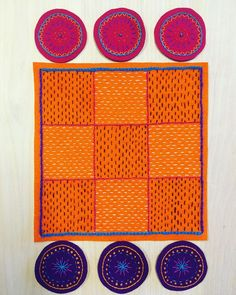Färdig!  Done!  #broderi #embroidery #bordado #yllebroderi