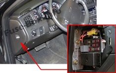 10 Chevrolet Monte Carlo 2000 2005 Fuses And Relays Ideas Chevrolet Monte Carlo Fuse Box Electrical Fuse
