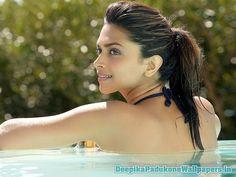Deepika Padukone Bikini Wallpaper #DeepikaPadukone http://www.deepikapadukonewallpapers.in/