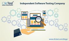 Independent Software Testing vendors engage a pool of talented testers who have deeper expertise in the relevant project, identify right tools for the project and adheres to deadlines.