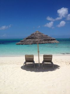 The best place ever for relaxation. Nothing more needs to be said about the Turks And Caicos Islands.