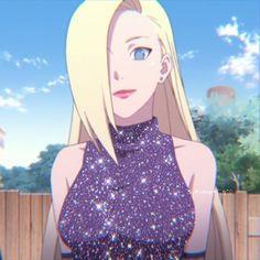 Ino Naruto Shippuden, Naruto Minato, Naruto Shippuden Characters, Naruto Cute, Naruto Girls, Anime Naruto, Purple Aesthetic, Aesthetic Anime, Naruto Hand Signs