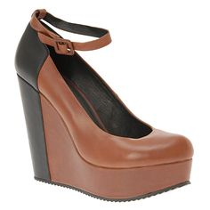 Just got these in at my work (ALDO) to die for, for fall. I want!