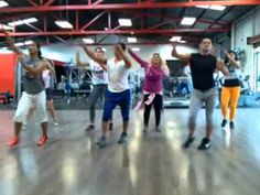 Army Video, Dance Tips, Lets Dance, Pilates, Cardio Dance, Youtube, Dance Fitness, Spanish Quotes, Workout