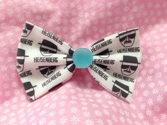 Image of PRE ORDER Heisenberg Walter White Fabric Hair Bow