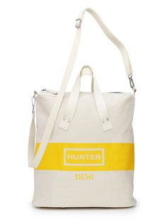 want. Canvas Carryall | Hunter Boot Ltd