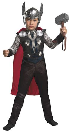 049d99e2fb48 7 best Kids thor costume diy images | Costume ideas, Kids thor ...