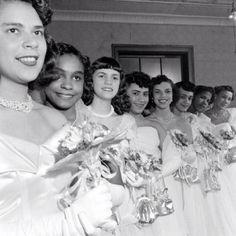 Harlem Debutantes, 1950s