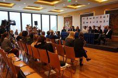 Montblanc Pressekonferenz