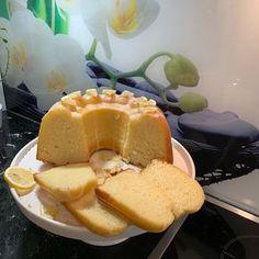 Limonlu kek (Nermin Yazilitas) Cheesecake, Pudding, Cupcakes, Bread, Cookies, Sweet, Desserts, Recipes, Food